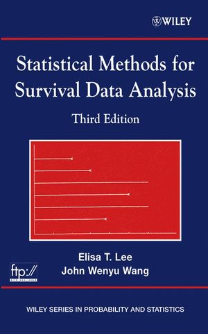 Statistical Methods for Survival Data Analysis, 3rd Edition (0471458554) cover image