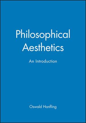 Philosophical Aesthetics: An Introduction