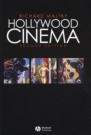 Hollywood Cinema, 2nd Edition (0631216154) cover image