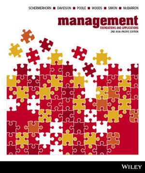 Management: Foundations and Applications, 2nd Asia Pacific Edition