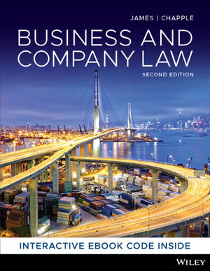Business and Company Law, 2nd Edition