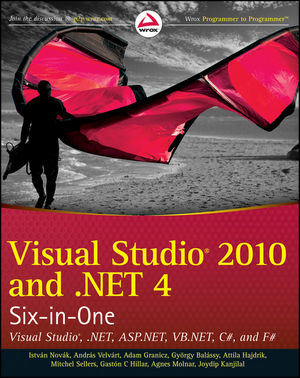 Visual Studio 2010 and .NET 4 Six-in-One (1118002954) cover image