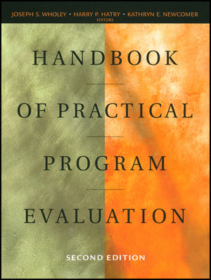 Handbook of Practical Program Evaluation, 2nd Edition