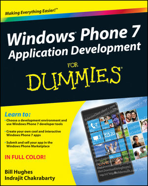 Windows Phone 7 Application Development For Dummies (1118021754) cover image