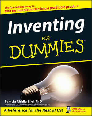 Inventing For Dummies (1118053354) cover image