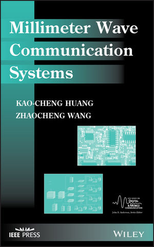 Millimeter Wave Communication Systems (1118102754) cover image
