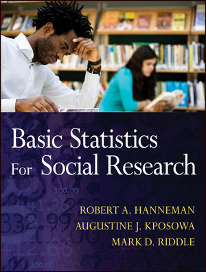Basic Statistics for Social Research (1118234154) cover image