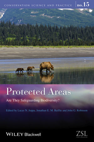 Protected Areas: Are They Safeguarding Biodiversity? (1118338154) cover image
