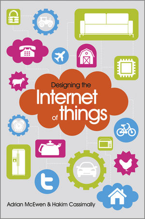 Designing the Internet of Things (1118430654) cover image