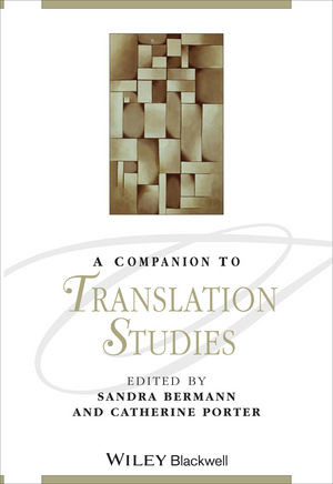 A Companion to Translation Studies (1118616154) cover image