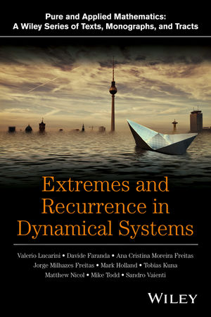 Extremes and Recurrence in Dynamical Systems (1118632354) cover image