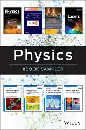 Physics eBook Sampler: Excerpt from G. Ireson, J. Gallant, D. Prutchi, J. Diels, E. Wolf, W. Brutting, J. Turner, G. Lanzani