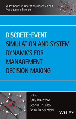 Discrete-Event Simulation and System Dynamics for Management Decision Making (1118762754) cover image