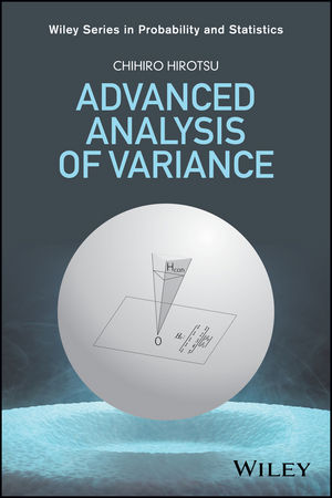 Advanced Analysis of Variance (1119303354) cover image