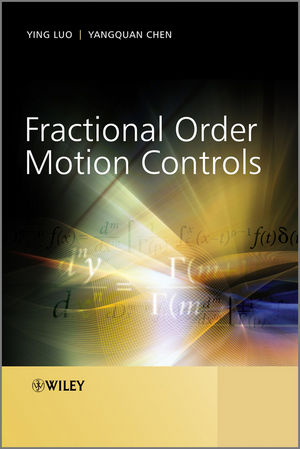 Fractional Order Motion Controls (1119944554) cover image