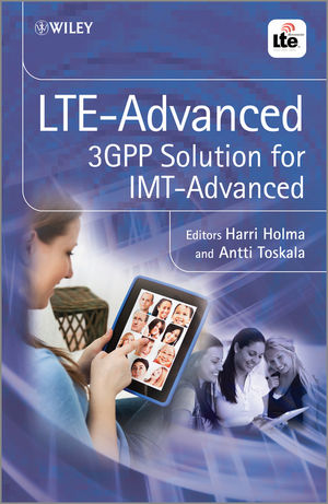 LTE Advanced: 3GPP Solution for IMT-Advanced (1119974054) cover image