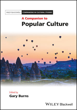 A Companion to Popular Culture (1405192054) cover image