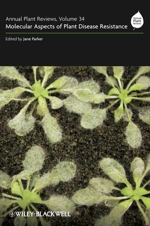 Annual Plant Reviews, Volume 34, Molecular Aspects of Plant Disease Resistance (1444301454) cover image