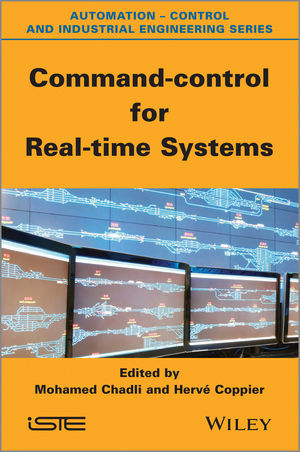 Command-control for Real-time Systems (1848213654) cover image