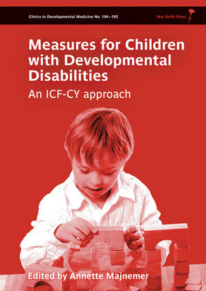 Measures for Children with Developmental Disability: An ICF-CY Approach (1908316454) cover image