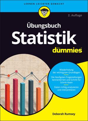 Übungsbuch Statistik für Dummies, 2. Auflage