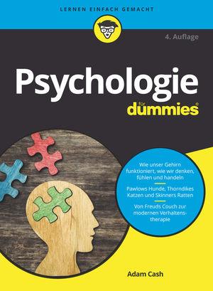 Psychologie für Dummies, 4. Auflage
