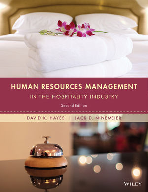 Human Resources Management in the Hospitality Industry, Second Edition (EHEP003354) cover image