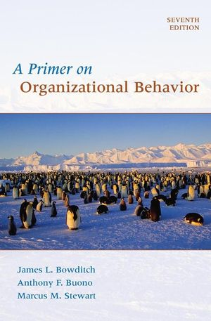 A Primer on Organizational Behavior, 7th Edition