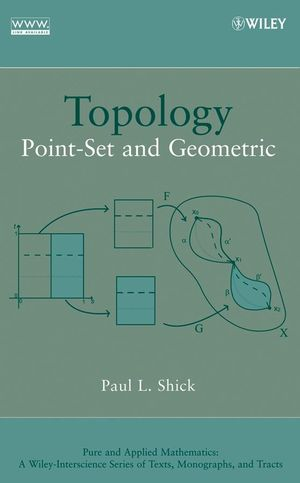 Topology: Point-Set and Geometric (0470096055) cover image