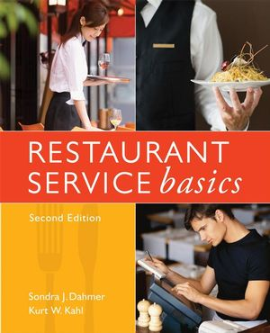 Restaurant Service Basics, 2nd Edition