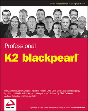 Professional K2 blackpearl (0470293055) cover image