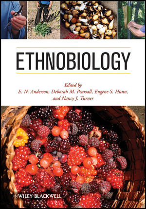 Ethnobiology (0470547855) cover image