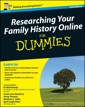 Researching Your Family History Online For Dummies, 2nd UK Edition