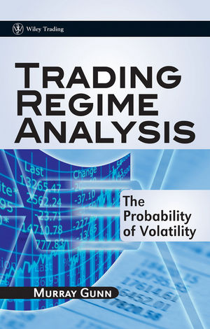 Trading Regime Analysis: The Probability of Volatility (0470987855) cover image