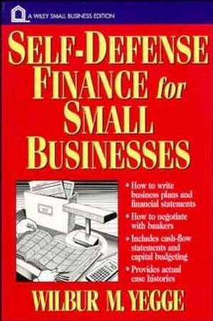 Self-Defense Finance: For Small Businesses