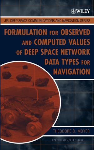 Formulation for Observed and Computed Values of Deep Space Network Data Types for Navigation