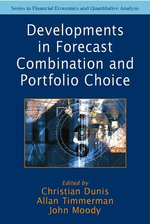Developments in Forecast Combination and Portfolio Choice (0471521655) cover image