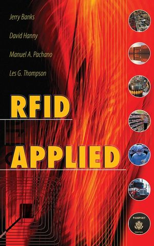 RFID Applied (0471793655) cover image