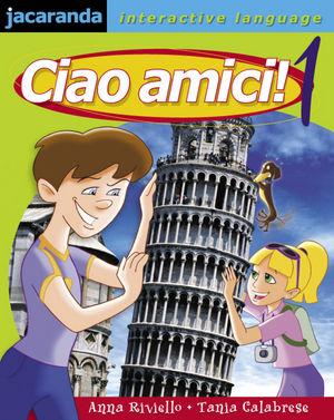 Ciao AmiciI! 1 and CD-ROM
