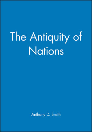 The Antiquity of Nations (0745627455) cover image
