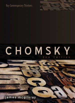 Chomsky: Language, Mind and Politics, 2nd Edition (0745656455) cover image