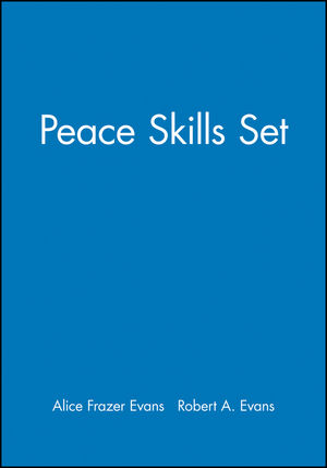 Peace Skills Set, Set Includes: Leaders' Guide, Participants' Manual