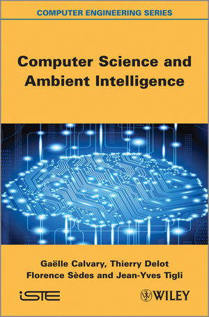 Computer Science and Ambient Intelligence (1118578155) cover image
