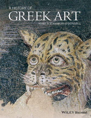 A History of Greek Art (1118839455) cover image