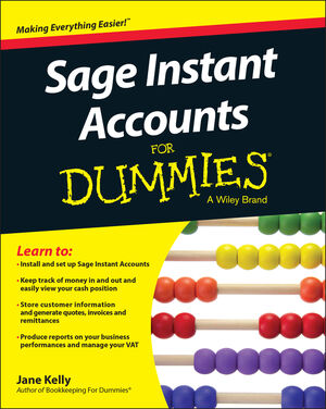 Sage Instant Accounts For Dummies, 2nd Edition