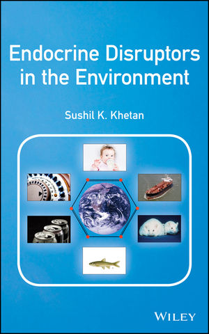 Endocrine Disruptors in the Environment (1118891155) cover image