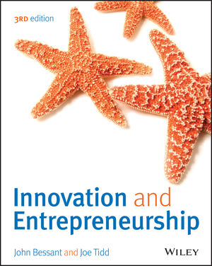 Innovation and Entrepreneurship, 3rd Edition (1119088755) cover image
