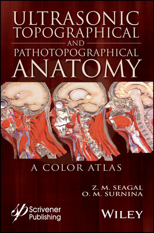 Ultrasonic Topographical and Pathotopographical Anatomy: A Color Atlas (1119224055) cover image