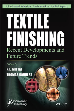 Textile Finishing: Recent Developments and Future Trends (1119426855) cover image