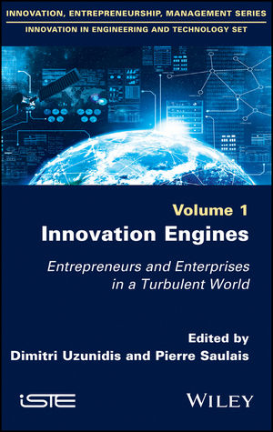 Innovation Engines: Entrepreneurs and Enterprises in a Turbulent World (1119427355) cover image